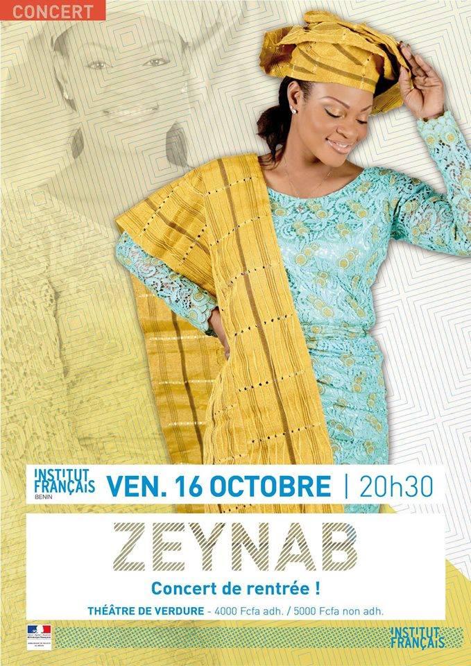 ZEYNAB en concert