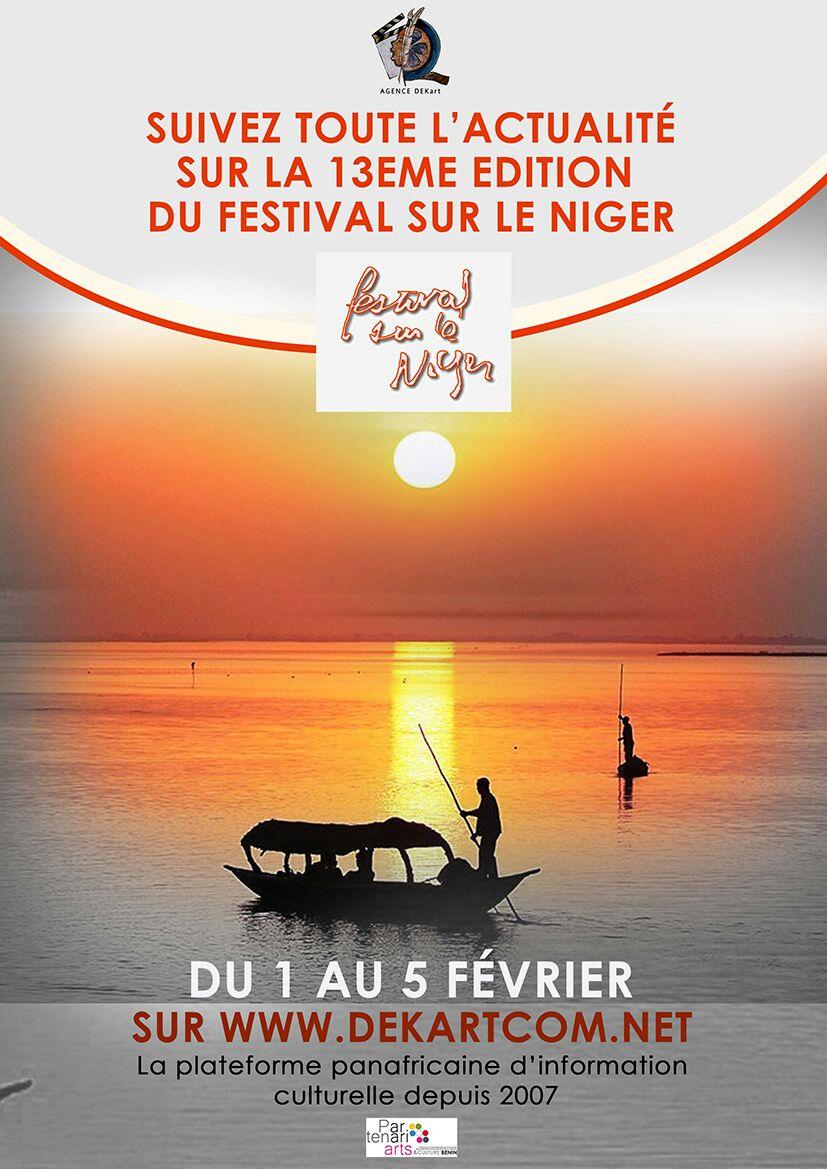 13eme édition du Festival sur le Niger