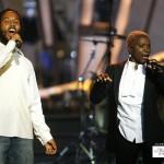 Angélique KIDJO Artiste Chanteuse Béninoise et   Ziggy marley