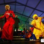 Angélique KIDJO Artiste Chanteuse Béninoise sur scène