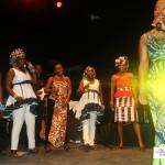 Angelique Kidjo, Zeynab, Sessime, Trio Teriba en concert a l'Institut Francais de Cotonou pendant le Festival Cotonou Couleur Jazz