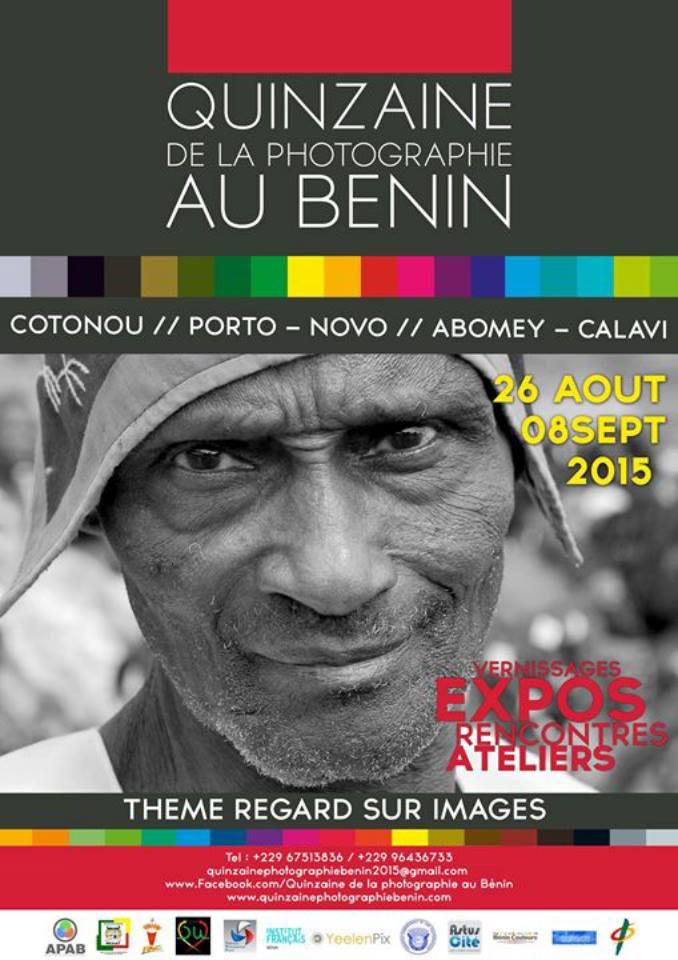 QUINZAINE DE LA PHOTOGRAPHIE AU BÉNIN