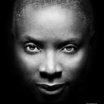 Visage d'Angélique KIDJO Artiste Chanteuse Béninoise