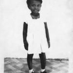 l'enfance d'Angélique KIDJO Artiste Chanteuse Béninoise