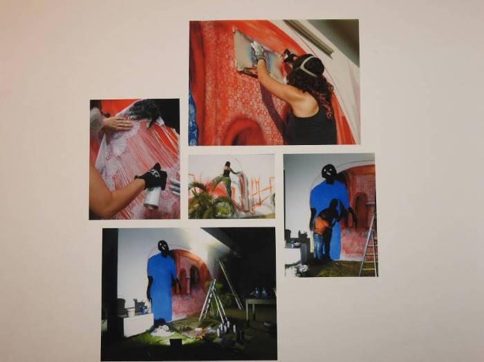 Bénin : Le Centre présente les expositions du duo Gérard Quenum – Vanessa Rosa et de Victor Boucon.