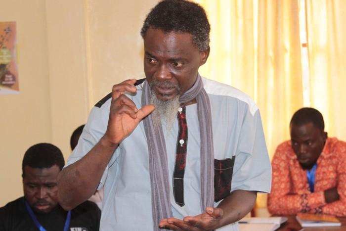 Burkina/FITMO 2017 : Une trentaine de comédiens à l'école du jeu d'acteur
