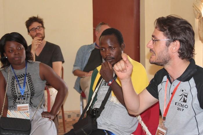 Burkina/le forum des spectacles sur FITMO 2O17 : Un cadre d'échange des professionnels de la scène