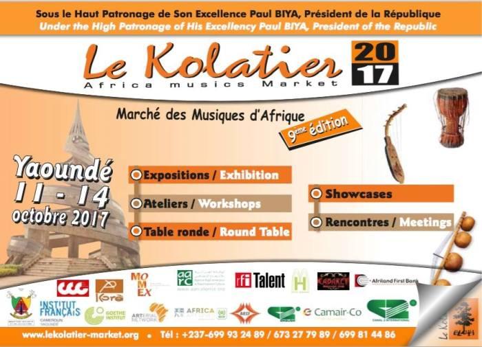 Cameroun : De grands noms de la musique africaine autour du « Kolatier »